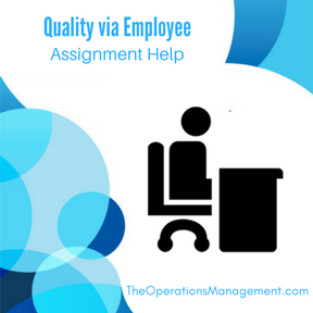 Quality via Employee Assignment Help