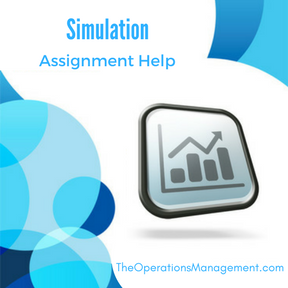 Simulation Assignment Help