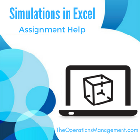 Simulations in Excel Assignment Help
