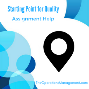 Starting Point for Quality Assignment Help