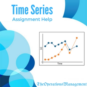 Time Series Assignment Help